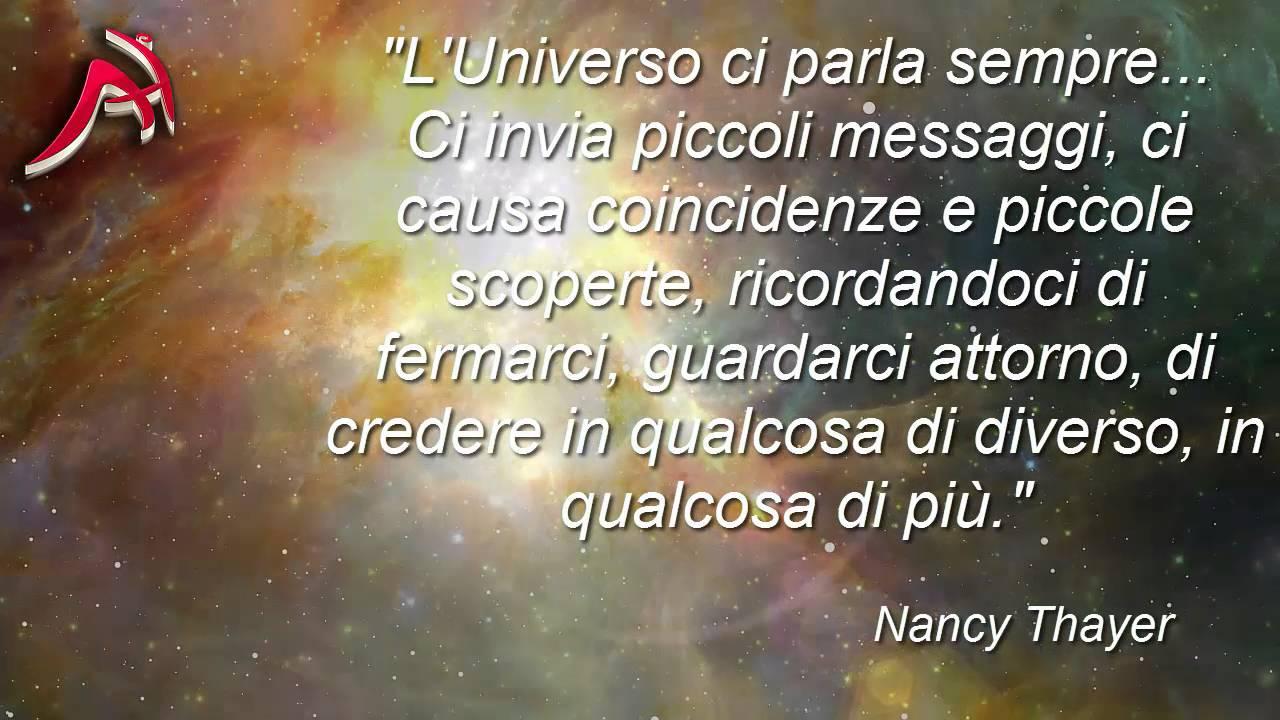 L'Universo ci parla