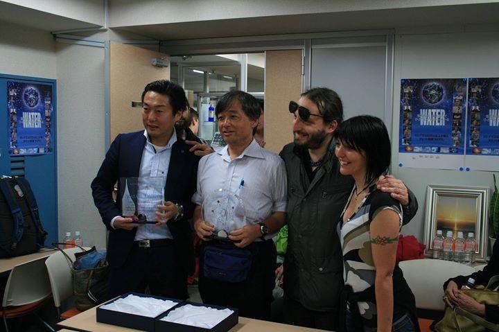 Masaru Emoto: la cerimonia dell'acqua