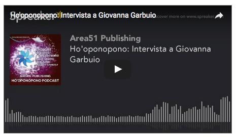 Intervista Ho'oponopono da Area 51