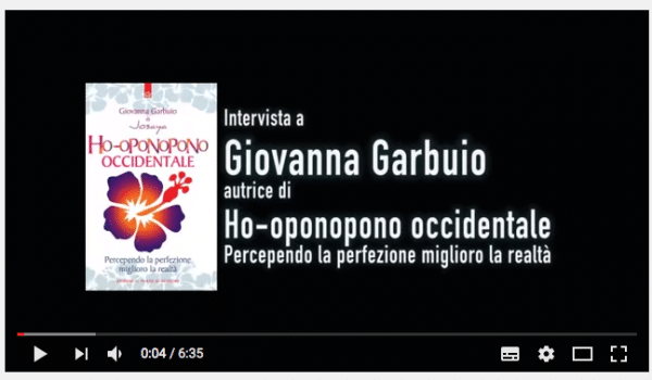 Giovanna Garbuio – Edizioni il Punto d'Incontro (intervista)