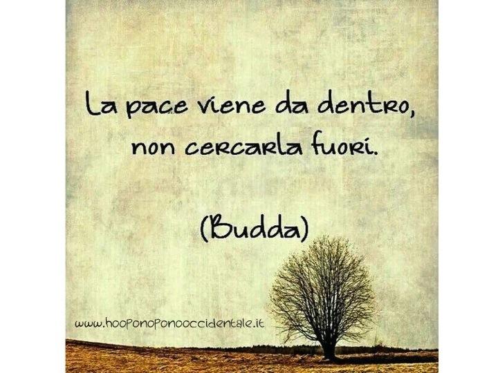 La Pace viene da dentro