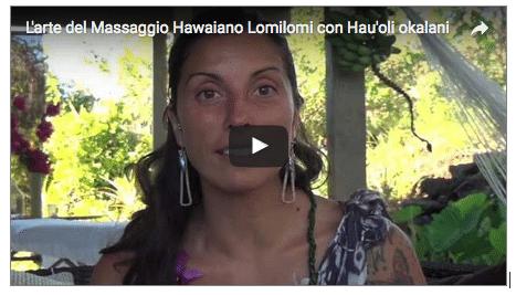 Il Massaggio Hawaiano Lomilomi