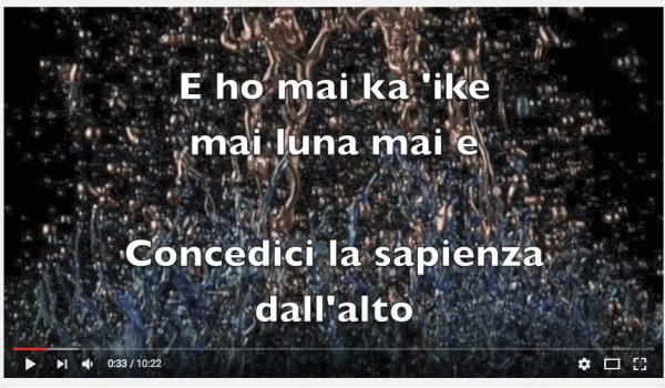 Canti Hawaiani – E Ho Mai di Kumu Jhon Keola