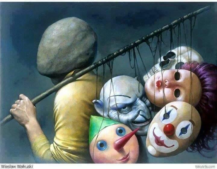 La demonizzazione dell'ego