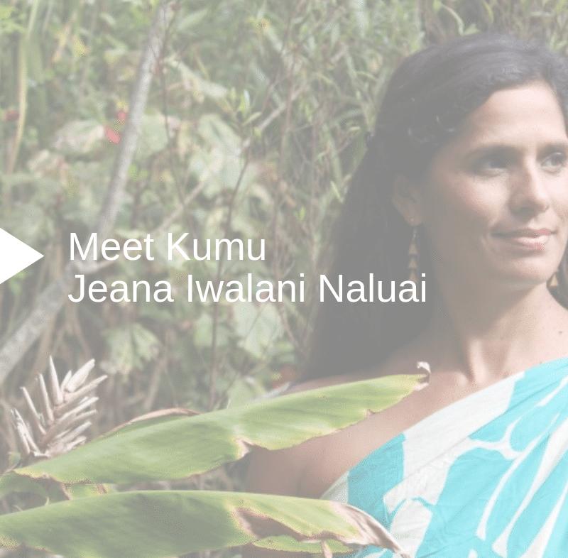 Ho'omana è uno stile di vita – Kumu Jeana