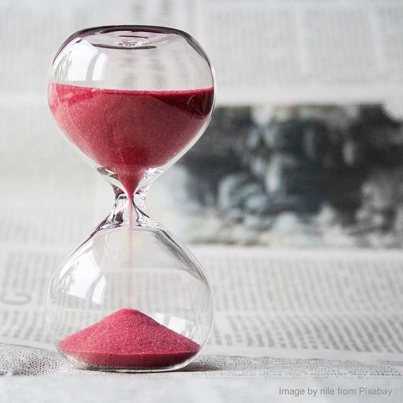 Non c'è più tempo -> cosa significa?
