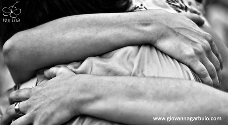 Potenza di un abbraccio