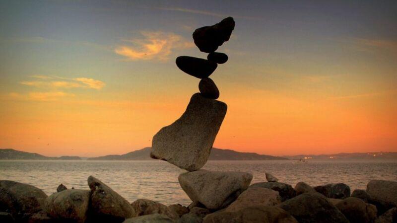 aloha è equilibrio