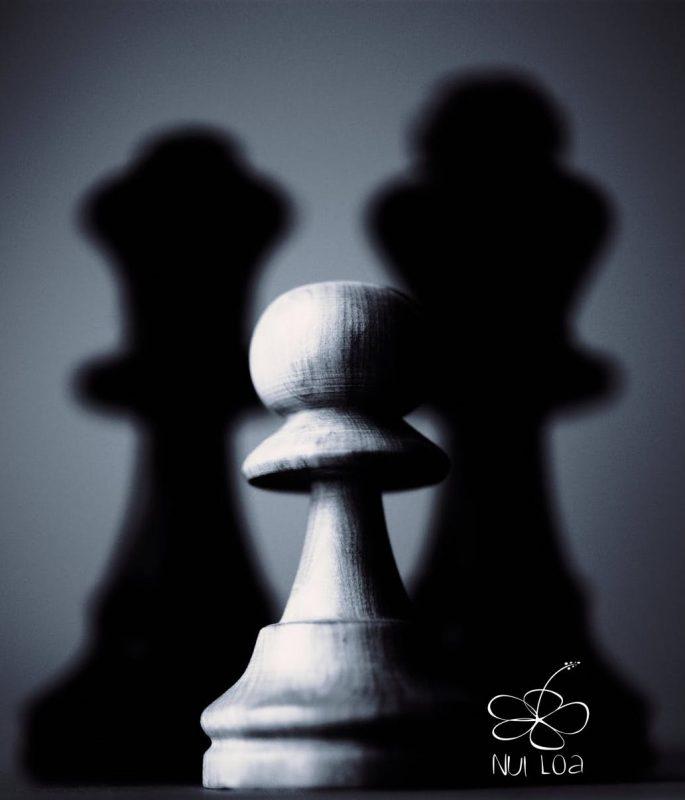 ho'oponopono è responsabilità scacchi