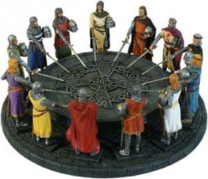 il cerchio della vita cavalieri della tavola rotonda