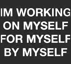 la sindrome della crocerossina i'm working
