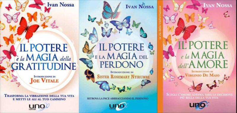 Ivan Nossa trilogia il potere e la magia del...